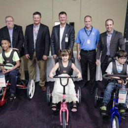 Adaptive Tricycle Giveaway